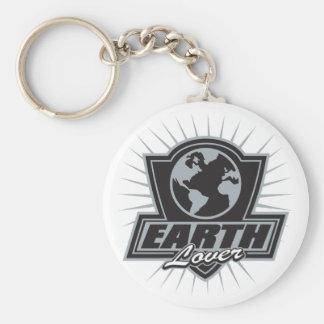 Earth Lover Keychain