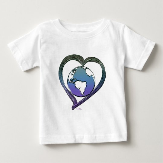 EARTH LOVER Series Baby T-Shirt