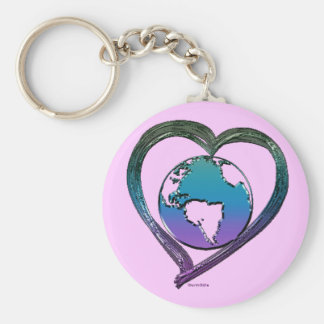 EARTH LOVER Series Keychain