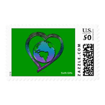 EARTH LOVER Series Postage
