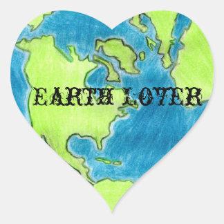 Earth Lover Sticker