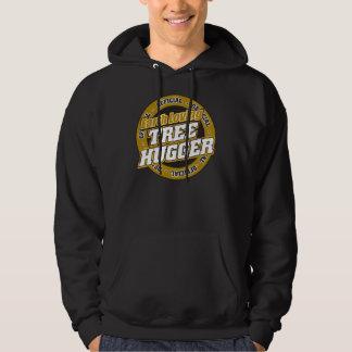 Earth Loving Tree Hugger Hoodie