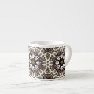 Earth madness espresso cup
