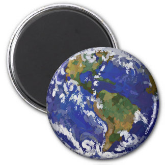 Earth Magnet for Earth Day