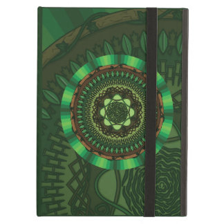 Earth Mandala iPad Powis Case iPad Air Cases