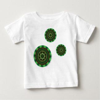 Earth Mandala Kid's and Baby Light Shirt