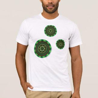 Earth Mandala Men's Light Shirt
