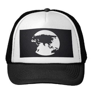 Earth Mankinds Icon Trucker Hat
