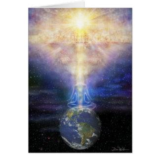 Earth Meditator Card