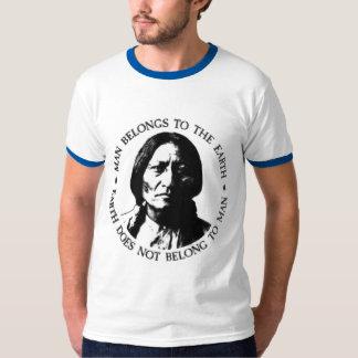 Earth Message Tshirt