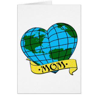 Earth Mom Card