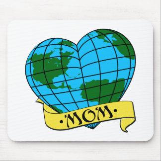 Earth Mom Mouse Pad