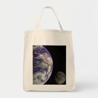 Earth & Moon from Galileo Bag