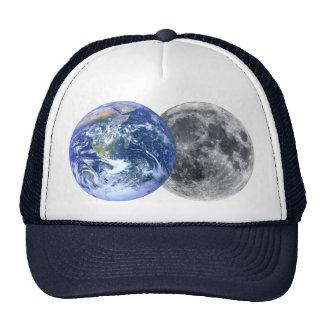 Earth & Moon Trucker Hat