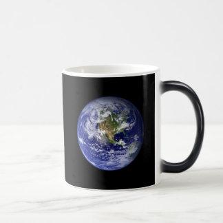 Earth Morphing Mug