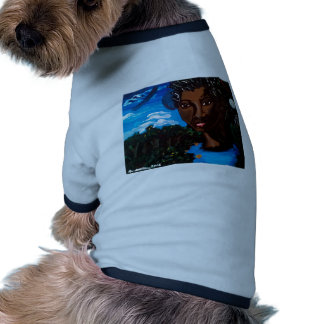 Earth Mother and Goddess of the Planet Pet Shirt