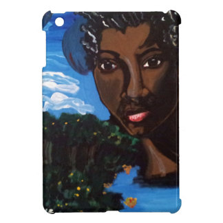 Earth Mother and Goddess of the Planet iPad Mini Cover