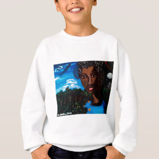 Earth Mother and Goddess of the Planet Sweatshirt