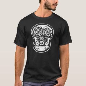 Earth Mother Azteca with Bunnies T-Shirt