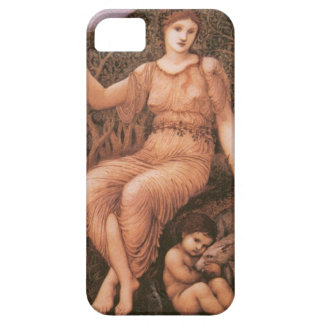 Earth Mother by Edward Burne-Jones iPhone SE/5/5s Case