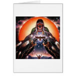 EARTH MOTHER GREETING CARD