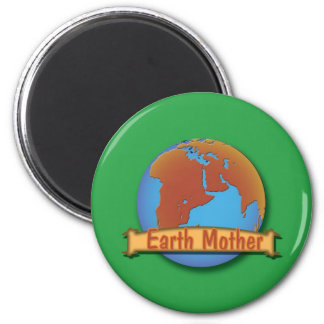 Earth Mother Magnet