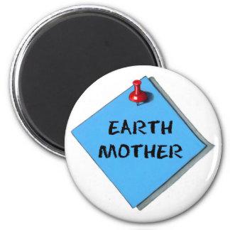 EARTH MOTHER MEMO MAGNET