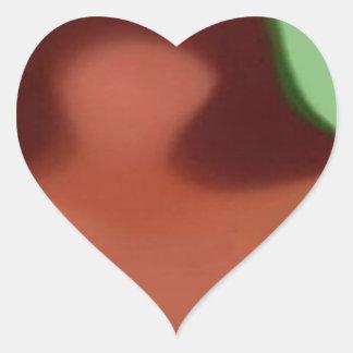 Earth Mother Heart Sticker