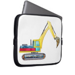 Earth Mover Laptop Sleeves