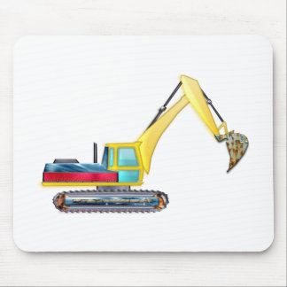 Earth Mover Mouse Pad