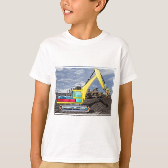 Earth Mover Moving Earth T-Shirt