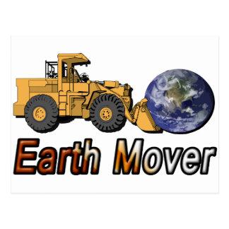 Earth Mover Postcard