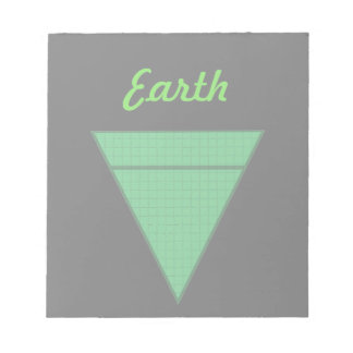 Earth Note Pad
