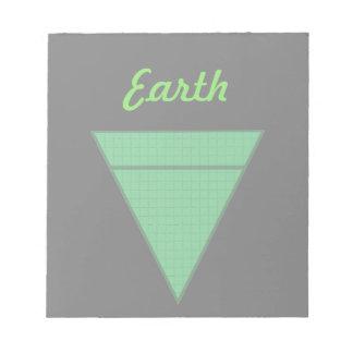 Earth Memo Pads