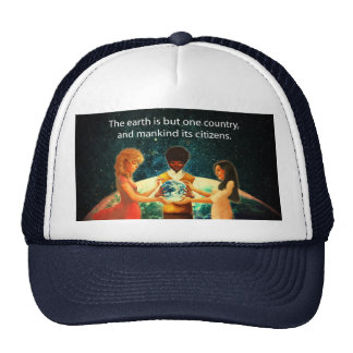 Earth One Country Mesh Hat