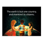 Earth One Country Post Cards