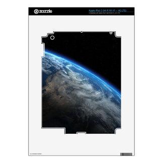 EARTH ORBIT iPad 3 SKINS