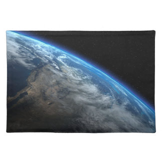 EARTH ORBIT PLACEMAT