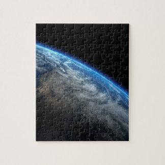 EARTH ORBIT PUZZLE
