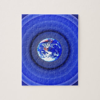 Earth Orbits Jigsaw Puzzle