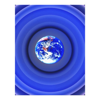 Earth Orbits Letterhead