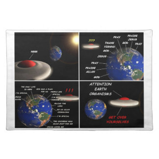 Earth Organisms Placemats