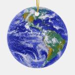 Earth ornament