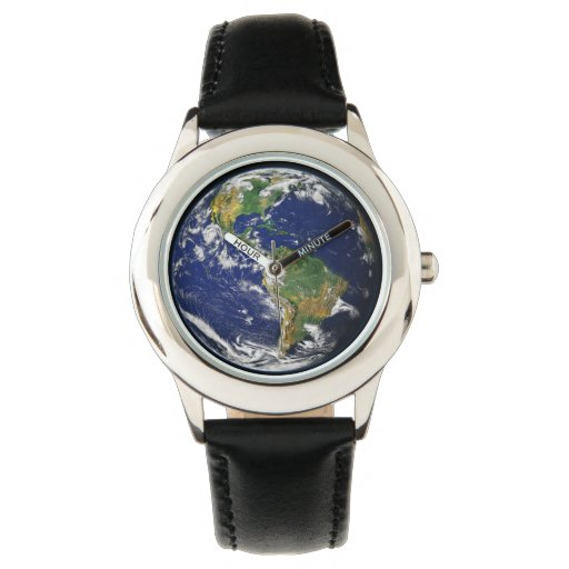 Earth Our World Watches