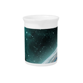 Earth Outer Space Drink Pitcher