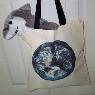 Earth Peace bag