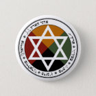 Earth Pentacle Button