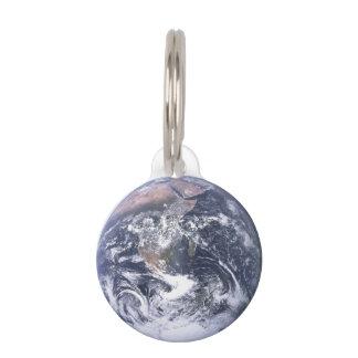 Earth Pet ID Tag