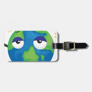 earth planet tags for bags
