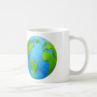 Earth Planet Mug